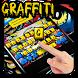 Graffiti Keyboard by Cool Theme Studio