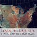 USA State Capitals Quiz - Free by Optiqal