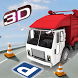 Heavy Truck Driver Parking 3D by White Sand - 3D Games Studio