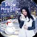 Snowfall Photo Frames - Snowfall Photo Editor