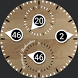 Bubble Chrono for WatchMaker by Perpetual Flatlanders