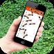 Ants on screen funny joke by Best Prank App Lab