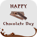 GIF Chocolate Day by WInk