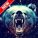 Bear Wallpaper by Pinza