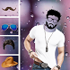 Men Suit Photo Editor 2018:Fancy Hairstyle Beard by DroidMentor