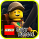 Jewels of LEGO City Junggle Advent by gemby ipunk25