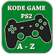 Kumpulan Kode Game Ps2 by trendappstudio