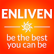 Daily Motivational Quotes App by Enliven the Mind