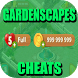Cheats For Gardenscapes Prank ! by APPSFORYOU DEV