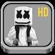 Marshmello Wallpaper Fans HD by KaviStudio