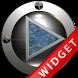 Poweramp Widget Lightblue Snak by Maystarwerk Skins & Widgets Vol.1