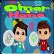 Lagu kanak-kanak Offline Omar dan Hana (Lengkap) by Raja Burung App
