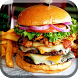 Tasty Burger Live Wallpaper by Ginger Girls
