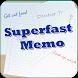 Superfast Memo by DPoisn LLC