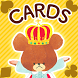 Card Playing the bears' school by peso.apps.pub.arts