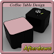 Coffee Table Design by Afterdawnapps