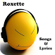 Roxette Songs & Lyrics by andoappsLTD