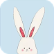 Cute Rabbit Theme For Applock by Unique Theme