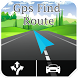 GPS Route Finder - GPS Navigation Location Tracker by MeniApps