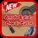 Amado Batista Chords Guitar by Chordave
