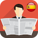 Spanish newspapers and the news of today by Gamecraft.es