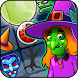 Halloween Witch Puzzle World by Go Vuzzle