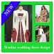 Muslim wedding dress design by Handcraft Studio
