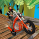 Motorcycle Stunt Jungle Race by MobilePlus