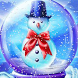 Christmas wallpapers & puzzles by OMC Apps