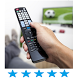 Universal Remote Control TV by Super IR