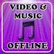 VIDEO & MUSIC OFFLINE BOLLYWOOD by Shukriya Hindi Music