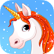 Ponies & Unicorns Puzzle Game by Cool & Fun Kids Games