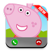 Pepa pig call game by NewKidsGames