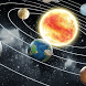 3D Solar System and planets by Inspire To Invent