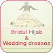 Hijab Wedding dresses by MB_dev