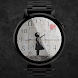 Banksy Watch Face by SeekPi