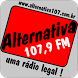 ALTERNATIVA FM - ARAGUARI by Well Tecnologia