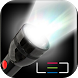 LED Flashlight : Torch Light by TransApp