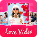 Love Movie Maker by Photo Slideshow Maker Apps