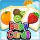 Baby Cards Fruits by Planeta Kids