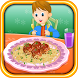 Cooking Cheesy Meatballs by Axis Entertainment