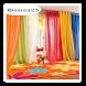 curtain window ideas by Hasian25