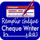 Cheque writer by AppsPratic