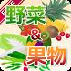 野菜&果物クイズ