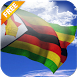 3D Zimbabwe Flag LWP by App4Joy
