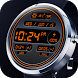 Digital World Time Watch Face by CritterMap Software LLC