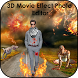 3D Movie Effect Photo Editor by Pink Info