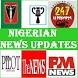 Nigerian News Bulletin by GODSTINOH