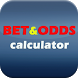 BET and ODDS CALCULATOR by deliomer