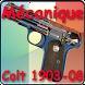 Mécanique du Colt 1903 et 1908 by Gerard Henrotin - HLebooks.com